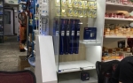 Сборка и установка витрин для ТМ Denso,в магазинах Ремавто